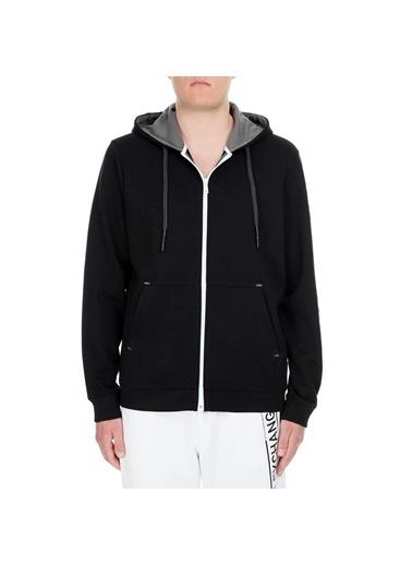 Armani Sweatshirt Siyah